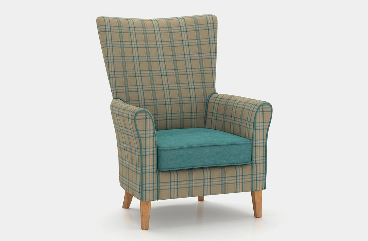 Chelford Chair - 3D Product Visualisation