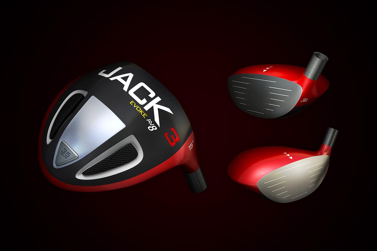 Jack – Product CGI – 3D Render