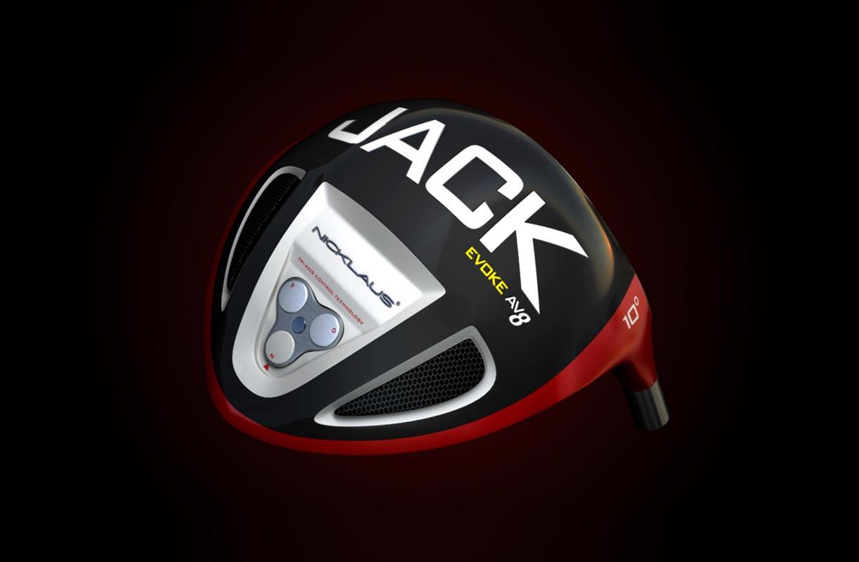 Jack - Product CGI